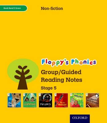 Oxford Reading Tree: Level 5: Floppy's Phonics Non-Fiction: Group/Guided Reading Notes (Paperback)