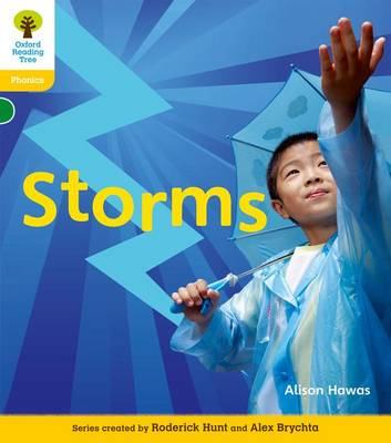 Oxford Reading Tree: Level 5 and 5A: Floppy's Phonics Non-Fiction: Storms - Oxford Reading Tree (Paperback)