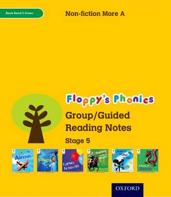 Oxford Reading Tree: Level 5a: Floppy's Phonics Non-Fiction: Group/Guided Reading Notes (Paperback)
