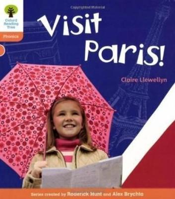 Oxford Reading Tree: Level 6: Floppy's Phonics Non-Fiction: Visit Paris! - Oxford Reading Tree (Paperback)