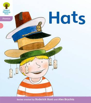 Oxford Reading Tree: Level 1+: Floppy's Phonics Fiction: Hats - Oxford Reading Tree (Paperback)