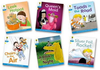 Oxford Reading Tree: Level 3: Floppy's Phonics Fiction: Pack of 6 - Oxford Reading Tree
