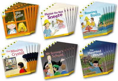 Oxford Reading Tree: Level 5: Floppy's Phonics Fiction: Class Pack of 36 - Oxford Reading Tree