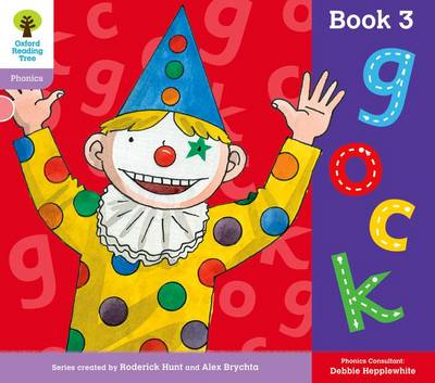 Oxford Reading Tree: Level 1+: Floppy's Phonics: Sounds and Letters: Book 3 - Oxford Reading Tree (Paperback)