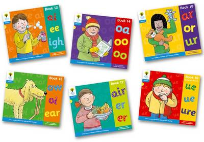 Oxford Reading Tree: Level 3: Floppy's Phonics: Sounds and Letters: Pack of 6 - Oxford Reading Tree