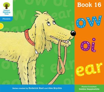 Oxford Reading Tree: Level 3: Floppy's Phonics: Sounds and Letters: Book 16 - Oxford Reading Tree (Paperback)