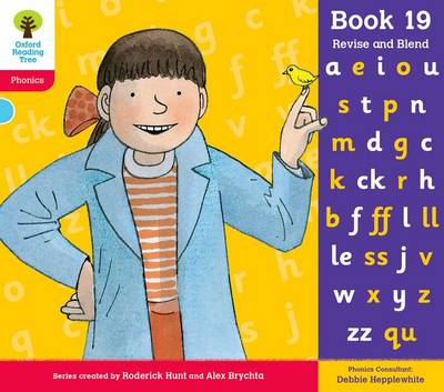 Oxford Reading Tree: Level 4: Floppy's Phonics: Sounds and Letters: Book 19 - Oxford Reading Tree (Paperback)