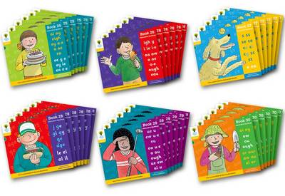 Oxford Reading Tree: Level 5: Floppy's Phonics: Sounds and Letters: Class Pack of 36 - Oxford Reading Tree