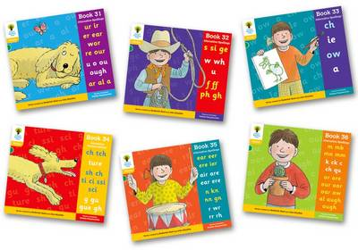 Oxford Reading Tree: Level 5A: Floppy's Phonics: Sounds and Letters: Pack of 6 - Oxford Reading Tree