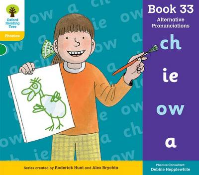 Oxford Reading Tree: Level 5A: Floppy's Phonics: Sounds and Letters: Book 33 - Oxford Reading Tree (Paperback)
