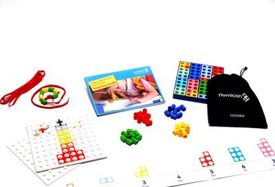 Numicon: 1st Steps With Numicon in the Nursery - Numicon