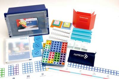 Numicon: Numicon Kit 2 Group Kit