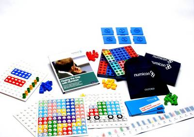 Numicon: Closing the Gap with Numicon - Group Kit