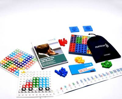 Numicon: Closing the Gap with Numicon - One to One Kit