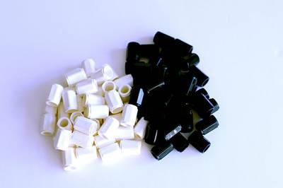 Numicon: Black and White Pegs - Numicon