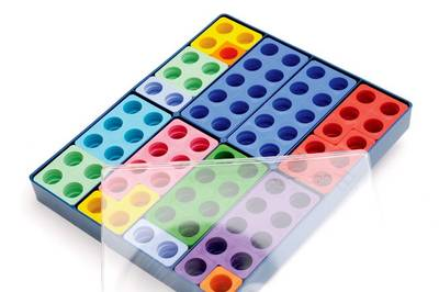 Numicon: Box of 80 Numicon Shapes - Numicon