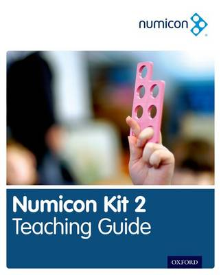 Numicon: Kit 2 Teaching Guide (Spiral bound)