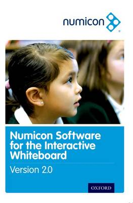 Numicon: Software for Interactive Whiteboard Multi User - Numicon (CD-ROM)