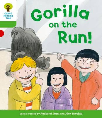Oxford Reading Tree: Level 2 More a Decode and Develop Gorilla On the Run! - Oxford Reading Tree (Paperback)