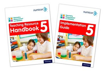 Numicon: Geometry, Measurement and Statistics 5 Teaching Pack - Numicon