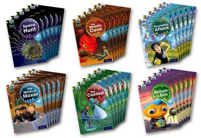 Project X: Project X:Alien Adventures:Lime:Class Pack of 36 - Project X