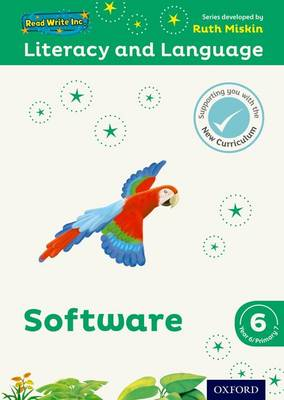 Read Write Inc.: Literacy & Language: Year 6 CD Rom Unlimited User - Read Write Inc. (CD-ROM)