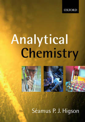 Analytical Chemistry (Paperback)