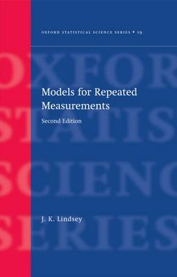 Models for Repeated Measurements - Oxford Statistical Science Series 19 (Hardback)