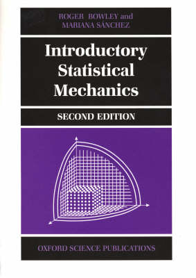 Introductory Statistical Mechanics (Paperback)