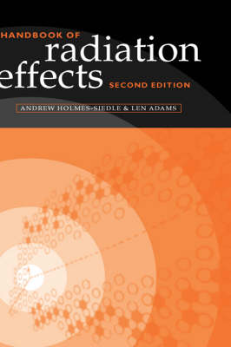 Handbook of Radiation Effects (Hardback)