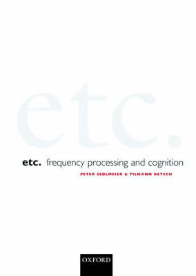 Etc.: Frequency Processing and Cognition (Hardback)