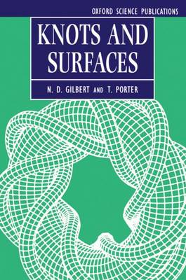 Knots and Surfaces (Paperback)