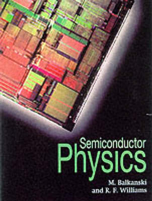 Semiconductor Physics and Applications - Series on Semiconductor Science and Technology (Paperback)