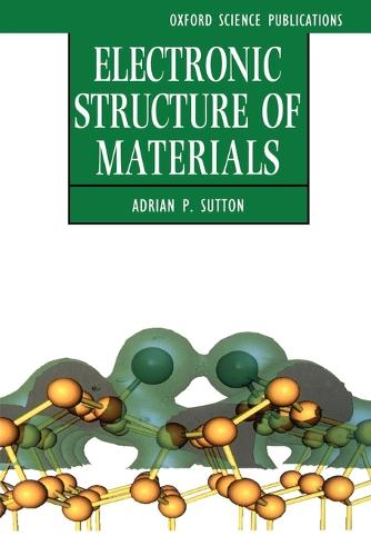 Electronic Structure of Materials (Paperback)