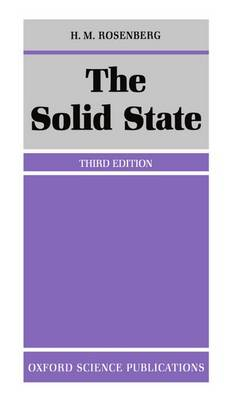 The Solid State (Paperback)