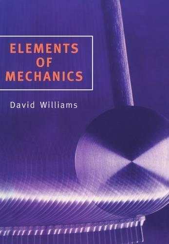 Elements of Mechanics (Paperback)