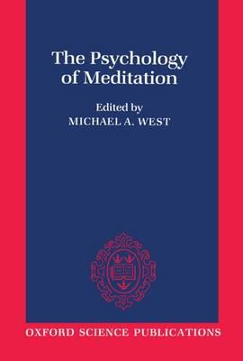 The Psychology of Meditation (Paperback)