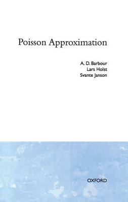 Poisson Approximation - Oxford Studies in Probability 2 (Hardback)