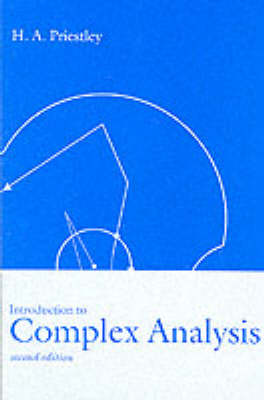 Introduction to Complex Analysis (Paperback)