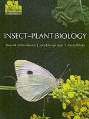 Insect-Plant Biology (Paperback)
