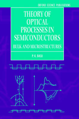 Theory of Optical Processes in Semiconductors: Bulk and Microstructures - Series on Semiconductor Science and Technology 4 (Paperback)