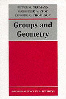 Groups and Geometry (Paperback)