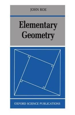 Elementary Geometry (Paperback)