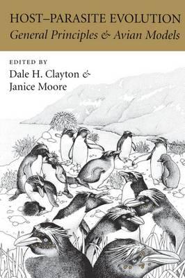 Host-parasite Evolution: General Principles and Avian Models (Paperback)