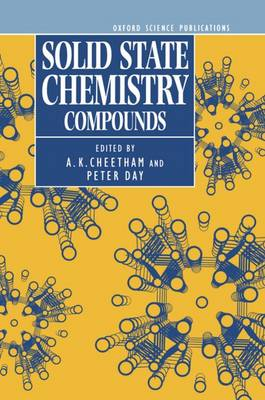 Solid State Chemistry: Compounds (Hardback)
