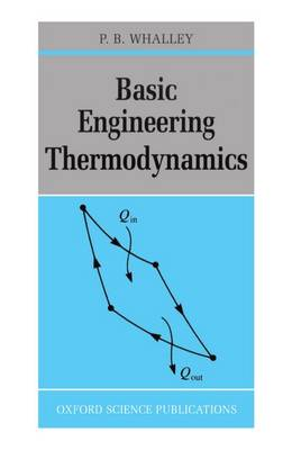 Basic Engineering Thermodynamics (Paperback)