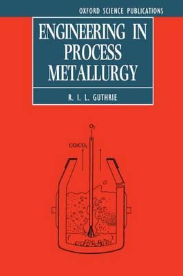 Engineering in Process Metallurgy (Paperback)
