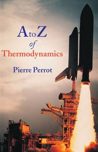 A to Z of Thermodynamics (Paperback)
