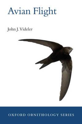 Avian Flight - Oxford Ornithology Series (Hardback)