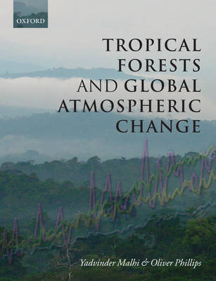 Tropical Forests and Global Atmospheric Change (Hardback)